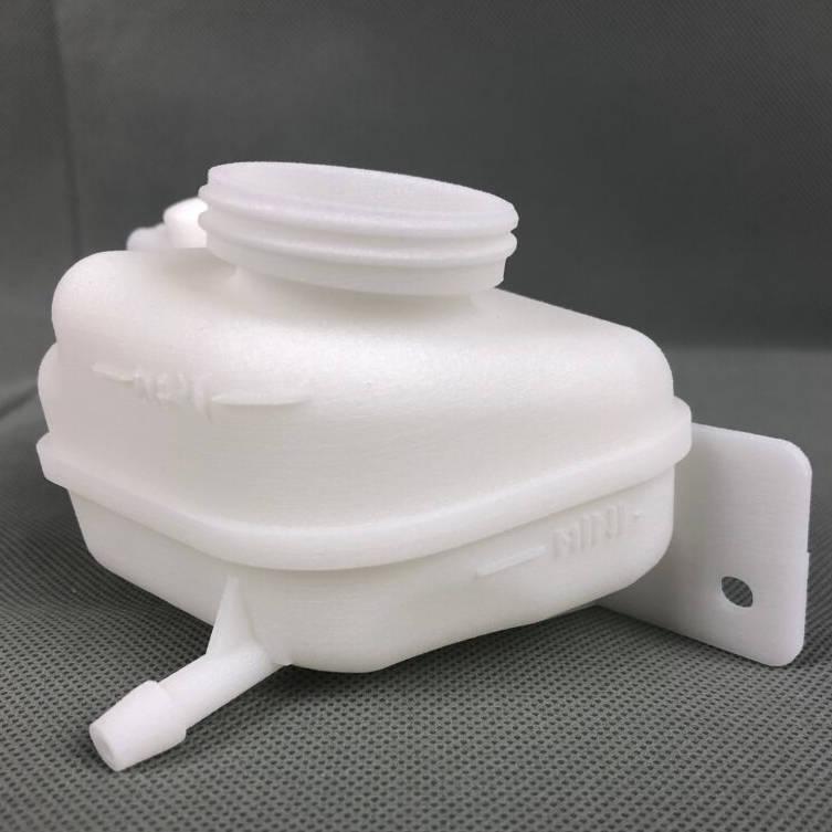 3D print voor automobiel industrie