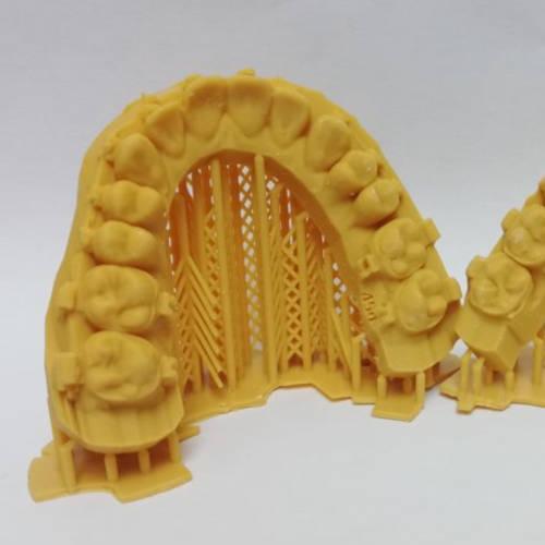 3d print dental en medische sector