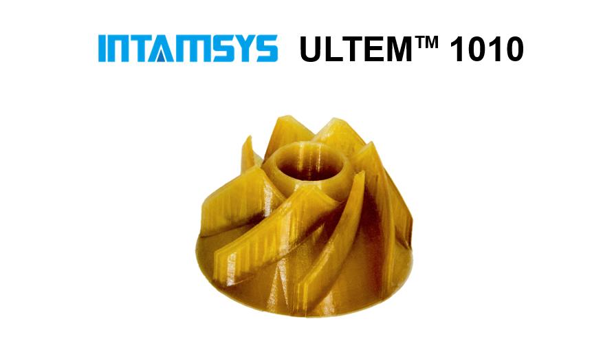 Ultem 1010 3D printing turbine